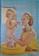 Rare Cpa Fête Des Mères Années 50-60 - Fête Des Mères