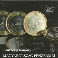 Hungary 2017 BU COIN SET - Hungary