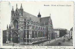 Bruxelles - Brussel - Eglise N.-D Des Victoires - Albert 106 - Monuments, édifices