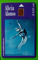 CUBA - Alicia Alonso. El Pajaro Azul - Cuba