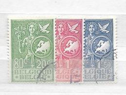 1953 USED Belgium, België, Belgique, Gestempeld - Gebruikt