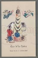 EM2171b MADONNA DI LORETO VERSO LA GG DI COLONIA 2005 Formato Cartolina - Religion & Esotericism