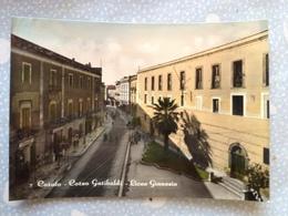 147TO ) Cartolina Di Corato - Italie