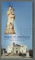 EM2437b VERGINE SS. DELLA ROCCA SANTUARIO DEI PP. PASSIONISTI DI ALESSANDRIA DELLA ROCCA AGRIGENTO - Religion & Esotericism