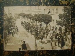 Gospic-sokolski Defile-photo Postcard-cavalry-1923  (3941) - Croazia