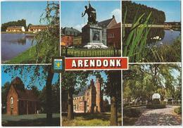 8Eb-628: Groeten Uit ARENDONK 1983 - Arendonk