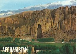 Afghanistan Bamiyan Statue Of 35 High Buddha Cpsm TBE - Afghanistan