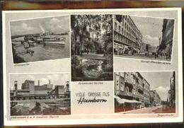 60452206 Hamborn Duisburg Hamborn Ca. 1940 / Hamborn /Duisburg Stadtkreis - Duisburg