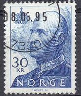 NORGE - 1994 - Yvert 1126, Usato, Come Da Immagine. - Norwegen