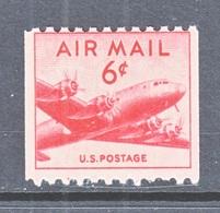 U.S. C41    **   Coil - 2b. 1941-1960 Unused