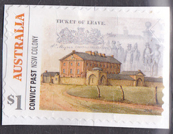 2018. AUSTRALIAN DECIMAL CONVICT PAST. $1. NSW COLONY. P&S. FU. - 2010-... Elizabeth II