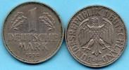 (r65)  GERMANY Fédéral Rép  1 MARK 1950 D - [ 7] 1949-… : FRG - Fed. Rep. Germany