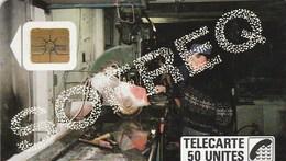 TELECARTE 50...SOFREQ-89...TIRAGLE LIMITE A 1000 EX... - France