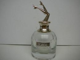 "GAULTIER"" SCANDAL"" VAPO  50 ML  TRES LOURD  LIRE ET VOIR!! - Bottles (empty)"