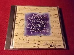 SELECTION DU READER'S DIGEST  °° PETITES PIECES DE LA GRANDE MUSIQUE  UN SOIR A L'OPERA   CD DUREE TOTALES 65 Mn13 - Oper & Operette