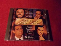 SELECTION DU READER'S DIGEST  °° LES GRANDS TENORS GRANDES MELODIES PLACIDO DOMOINGO CD DUREE TOTALES 45 Mn17 - Opera