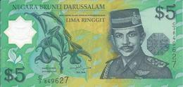 BRUNEI   5  Dollars   1996   Neuf - Brunei