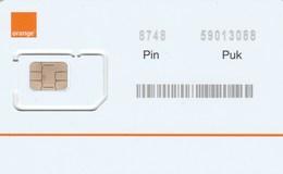 Belgium - Orange - Hello (standard, Micro, Nano SIM) - GSM SIM  - Mint - Other
