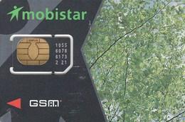 Belgium - Mobistar (Leaves) - GSM SIM  - Mint - Other
