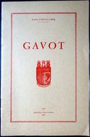 05 HAUTES ALPES E ESCALLIER  GAVOT  BRIANCONNAIS  QUEYRAS DURANCE 1963 - Livres, BD, Revues