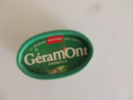MAGNET    GERAMONT       FROMAGE ONCTUEUX DES VOSGES - Advertising