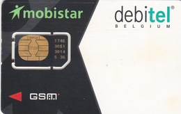 Belgium - Mobistar Debitel - GSM SIM  - Mint - Other