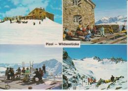 Switzerland,  Suisse, Schweiz, Svizerra - Pizol Wildseelucke Used - Suisse