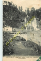 01.  GLANDIEU .  La Cascade . Et Le Pont Sur Le Gland . - Autres Communes