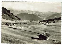 HAUTELUCE - Col Des Saisies - Chalet Avocat - Circulée 1957 - Bon état - Francia