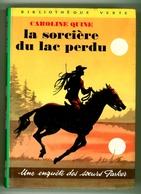 """B.V. - Caroline Quine - Soeurs Parker - """"La Sorcière Du Lac Perdu"""" - 1974 - Books, Magazines, Comics"""