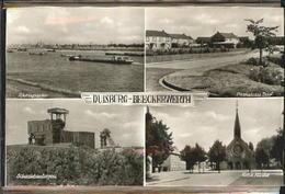 60451208 Duisburg Ruhr Duisburg Beeckerwerth Bergbau / Aldenrade /Duisburg Stadt - Deutschland