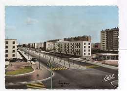 - CPSM LYON (69) - Boulevard Des Etats-Unis - Editions ESTEL 10665 - - Lyon