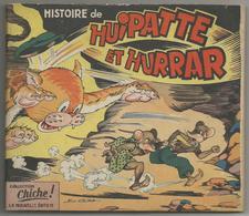 HUIPATTE ET HURRAR , HISTOIRE ET AVENTURES DE DEUX VAILLANTES SOURIS - Books, Magazines, Comics