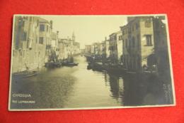 Chioggia Venezia Rio Lombardo  Fotografica N. 873 Sciutto - Italien