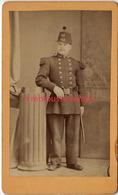 CDV Soldat Du 126e Régiment-bel état-photographie Parisienne à Toulouse - War, Military