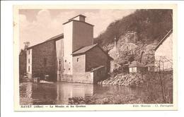 03 Bayet . Le Moulin Et Les Grottes - Other Municipalities
