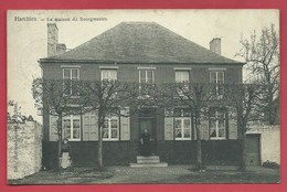 Harchies - La Maison Du Bourgmestre - 1909 ( Voir Verso ) - Bernissart