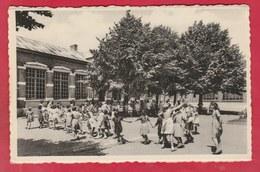 Bernissart - Ecole Des Filles ... Rondeau De Fillettes ( Voir Verso ) - Bernissart