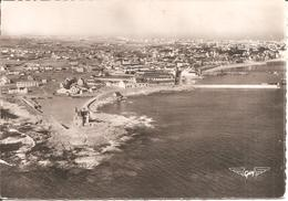 QUIBERON (56) Pointe De Beg-Er-Lan - Château Et Port (LA FRANCE VUE DU CIEL)  CPSM  GF - Quiberon