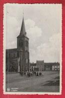 Bernissart - L'Eglise ... Personnages ( Voir Verso ) - Bernissart