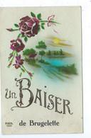 Brugelette ( Cachet De Brugelette  ) Un Baiser De - Brugelette