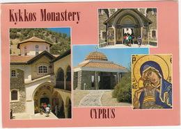 Cyprus - Kykkos Monastery - Cyprus