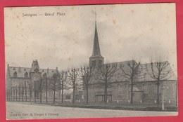 Seloignes - Grand'Place -1907 ( Voir Verso ) - Momignies