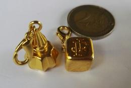 Pendentif  Thème  Parfum Bijoux Fath De Fath - Accessories