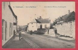 Froidchapelle - Vers La Rue Basse - Carte Animée -1912 ( Voir Verso  ) - Froidchapelle