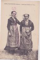 MAURIENNE Costumes D'ALBIEZ Le Vieux - Non Classés