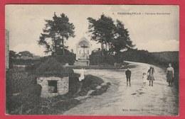 Froidchapelle - Calvaire Manderlier -1918 ( Voir Verso ) - Froidchapelle
