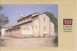 Villaviciosa  - San Salvador Di Priesca - Cabecera  -   V-3-754 - Asturias (Oviedo)