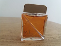 10 Ml Lagerfeld KL Pour Homme Herrenduft Herren Eau De Toilette Splash Miniatur - Modern Miniatures (from 1961)
