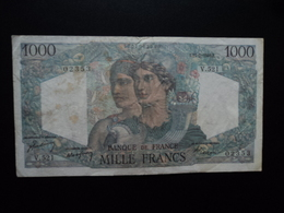 FRANCE : 1000 FRANCS  17.2..1949   FAYETTE 41 / P 130b    TB+ * - 1871-1952 Anciens Francs Circulés Au XXème